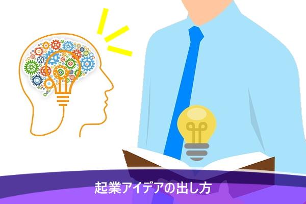 起業アイデアの出し方