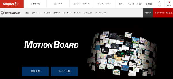 MotionBoard(モーションボード)