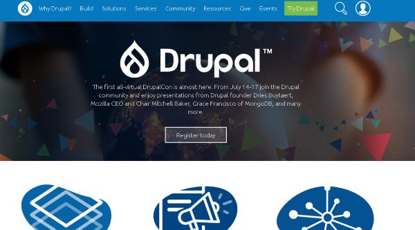 Drupal(ドルーパル)